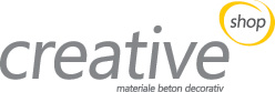 Creative Shop Materiale beton decorativ
